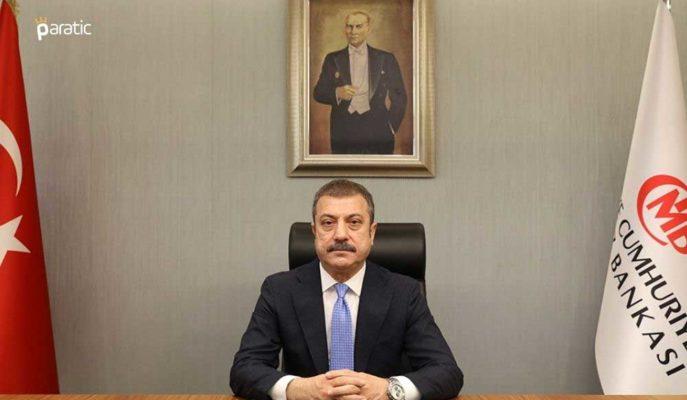 TCMB Başkanı Kavcıoğlu Faizlerin Yakın Zamanda Düşürüleceği Beklentilerini Sildi