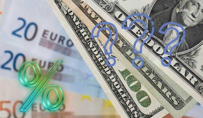 TCMB Faiz Kararı Öncesi Dolar ve Euro Güne Zayıf Başladı