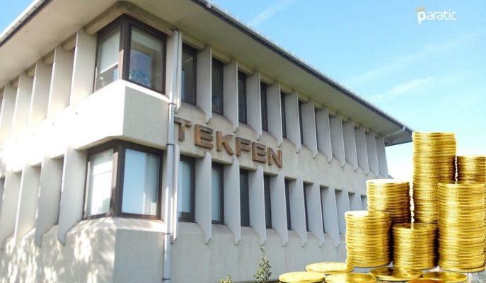 Tekfen Holding 2020 Mali Sonuçlarına Göre Kar Payı Dağıtmayacak