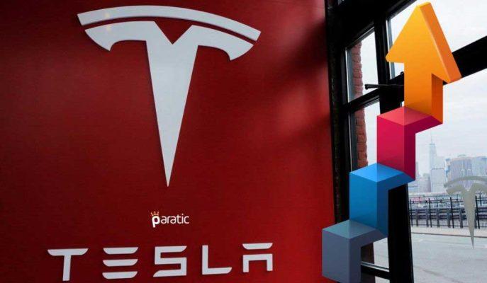 Tesla Hisseleri Açılışı %7'nin Üzerinde Kazançla Yapmaya Hazırlanıyor