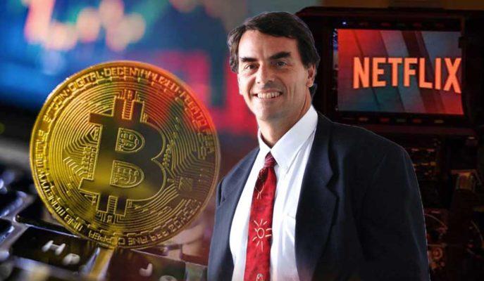 Tim Draper, Netflix'in Bitcoin Yatırımı Yapacak Sıradaki Şirket Olduğunu İddia Etti