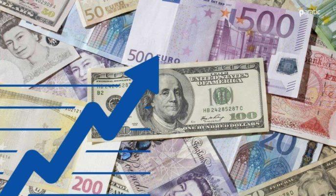 TL'deki Kayıp Hızlandı! Dolar 8,45'i, Euro 9,93'ü Aştı