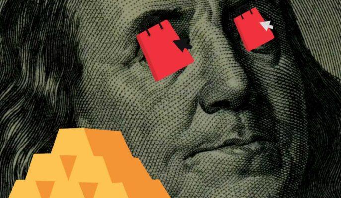 Toparlanma Mesajı Veren Tüketici Güveni Sonrası Ons Altın Sert Düştü