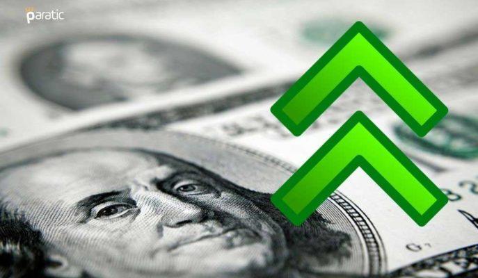 Türk Lirası Dolar Karşısında %1,55 Değer Kaybıyla İşlem Görüyor