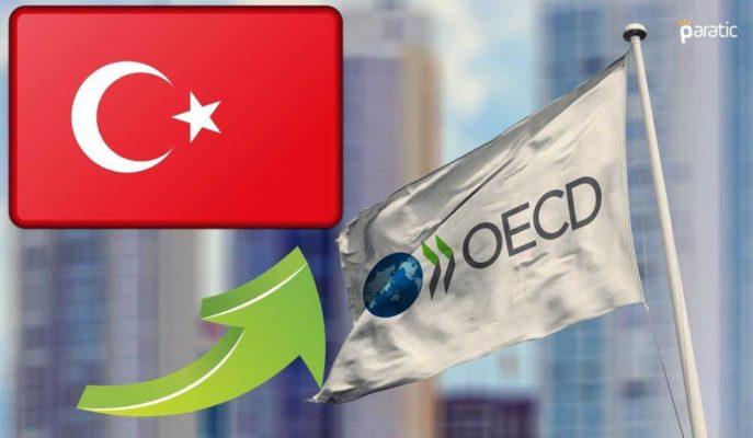 Türk Lirası, OECD'nin Ekonomik Büyüme Beklentisini Yükseltmesiyle Güçlendi