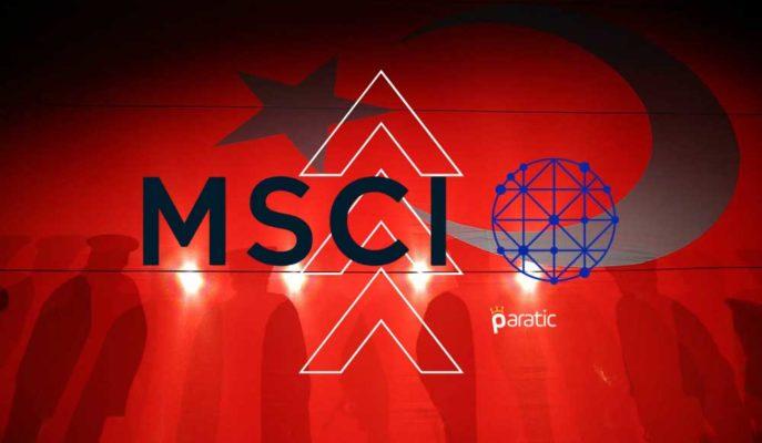 Türkiye Bağlantılı MSCI ETF'si Sert Düşüşün Ardından Toparlanma Gösteriyor
