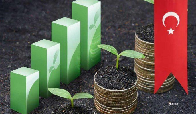 Türkiye Ekonomisi 2020 Yılında %1,8 Oranında Büyüdü