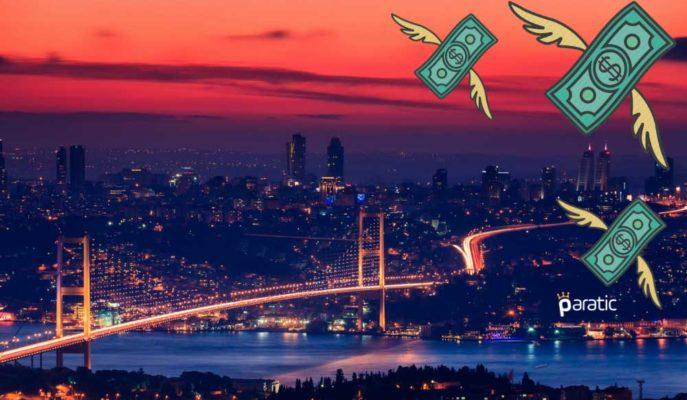 Türkiye Net Dış Borç Stoku 2020'nin 4. Çeyreğinde 268,9 Milyar Dolar Oldu