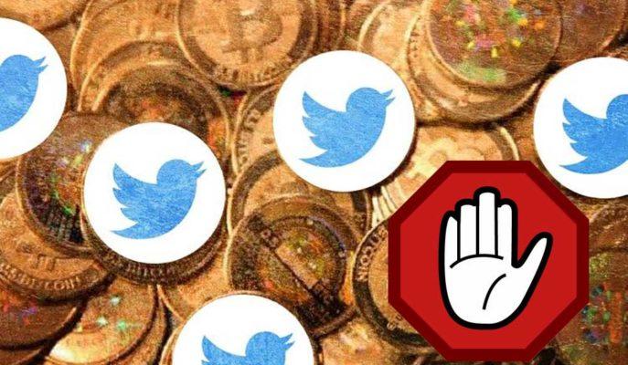 Twitter Kripto Para ile Bağlantılı Çok Sayıda Tanınmış Hesabı Askıya Aldı
