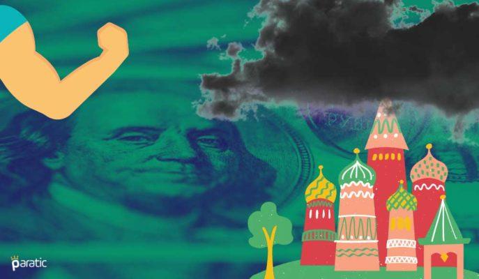 USD/RUB ABD Başkanı Biden'ın Putin Açıklamalarıyla Sert Yükseldi