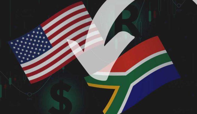 USD/ZAR Güney Afrika Enflasyonu Sonrasında Düşüşü Hızlandırdı
