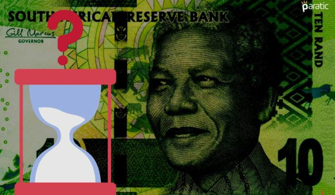 USD/ZAR Güney Afrika Faiz Kararı Öncesi En Yüksek 14.99'u Gördü
