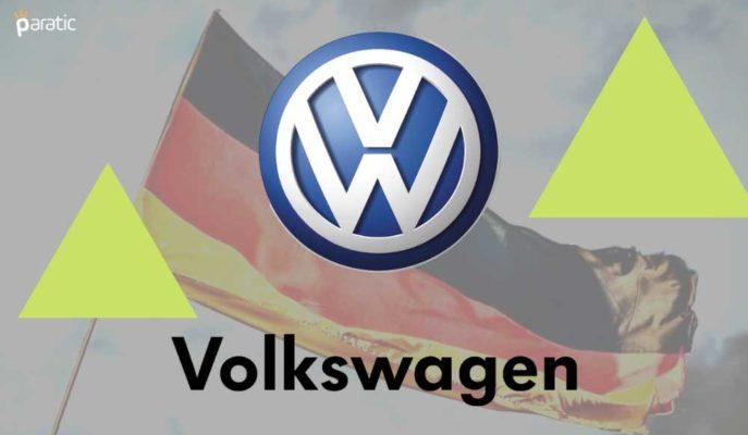 Volkswagen Hisseleri Yaklaşık 5 Yılın En Yükseğine Ulaştı