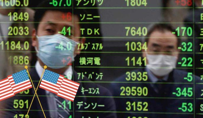 Wall Street'i İzleyen Asya Piyasaları Haftanın İlk Gününde Artıda