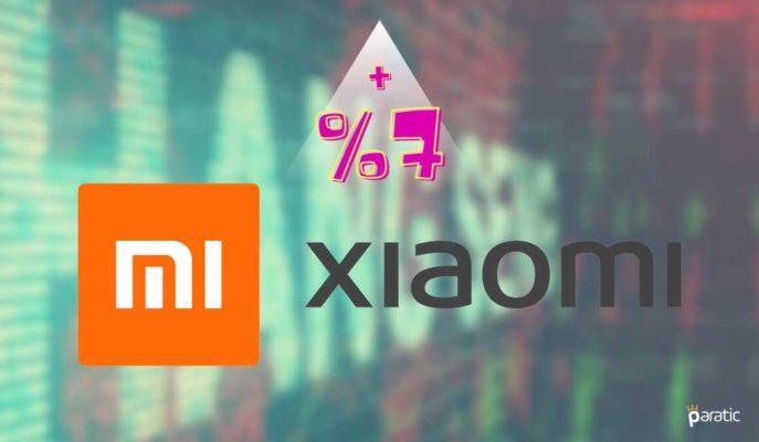Xiaomi %7'den Fazla Yükselişle Hang Seng'in Yıldızı Olarak Seyrediyor