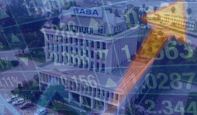 Yatırım Etkisinin Sürdüğü SASA Hisseleri %8 Primli Seyrediyor