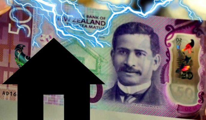 Yeni Zelanda Doları Hükümetin Konut Balonu Önlemleriyle Sert Düştü