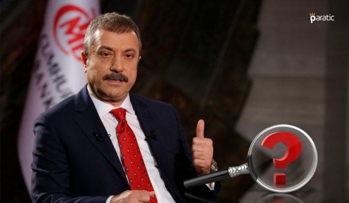 TCMB/Kavcıoğlu: Talep Yönlü Enflasyonist Etkiler Sürmektedir
