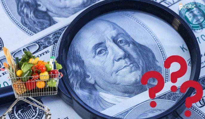 Yıl Sonu Dolar Tahmini 8,57'ye, Enflasyon %13,12'ye Yükseltildi