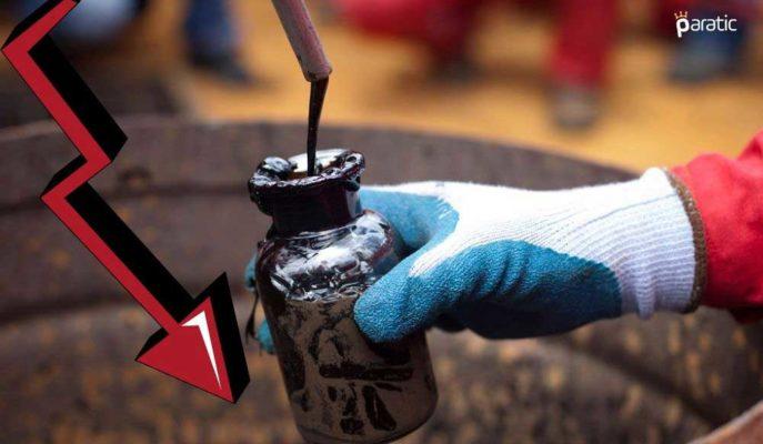 60 Dolar Üzerinde Tutunamayan Ham Petrol %0,7 Ekside Seyrediyor