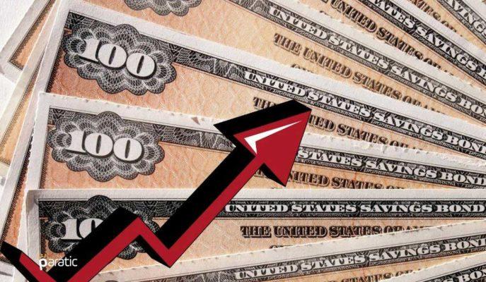 ABD 10 Yıllık Tahvilleri ÜFE Öncesi %2'den Fazla Yükseldi