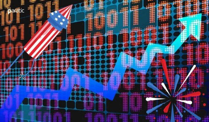 ABD Borsa Endeksleri İyi Gelen İmalat Dışı Verilerle Rekor Kırdı