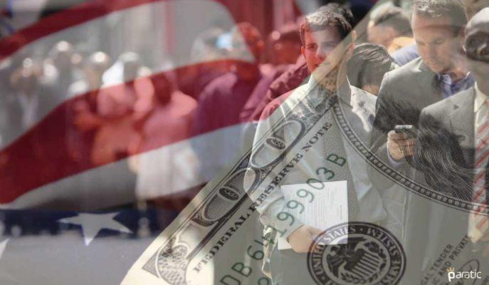 ABD İşsizlik Maaşı Başvuruları Yine Sürprizle 744 Bin Oldu