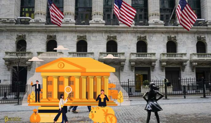 ABD Piyasaları Banka Kazançları Etkisiyle Güne Karışık Başladı