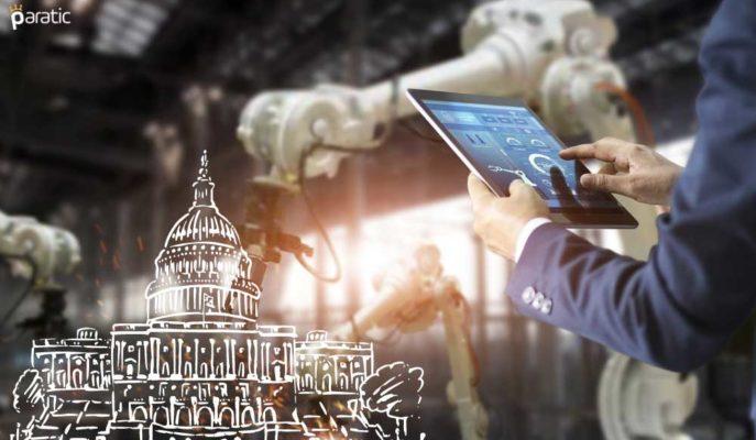 ABD Özel Sektör İşletmeleri Nisan'da Rekor Çıktı Artışı Kaydetti