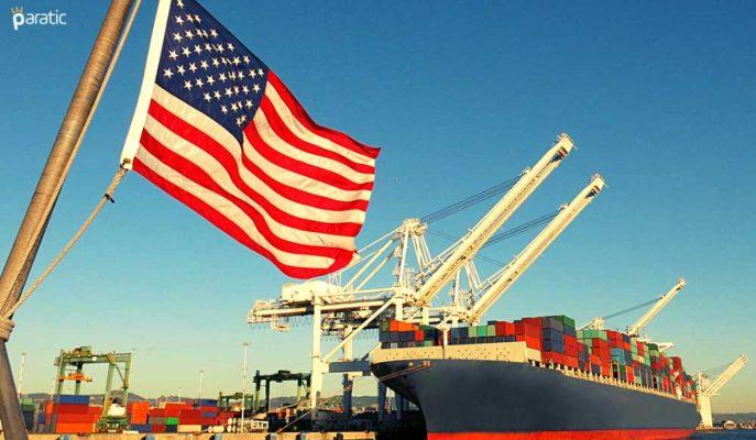 ABD'de Ticaret Açığı Şubat'ta 71,1 Milyar Dolarla Rekor Kırdı