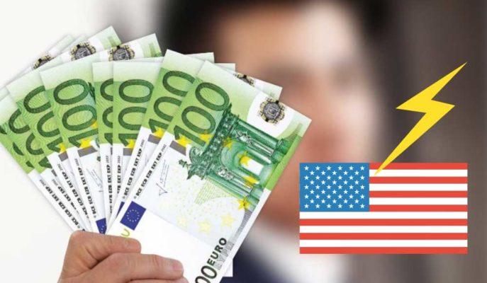 EUR/USD ABD TÜFE'siyle 3 Haftanın Yükseğini Gördü