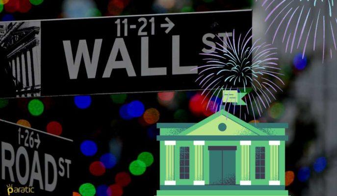 ABD Vadelileri Bankacılık Devlerinin Güçlü Bilançolarıyla Rekor Kırdı