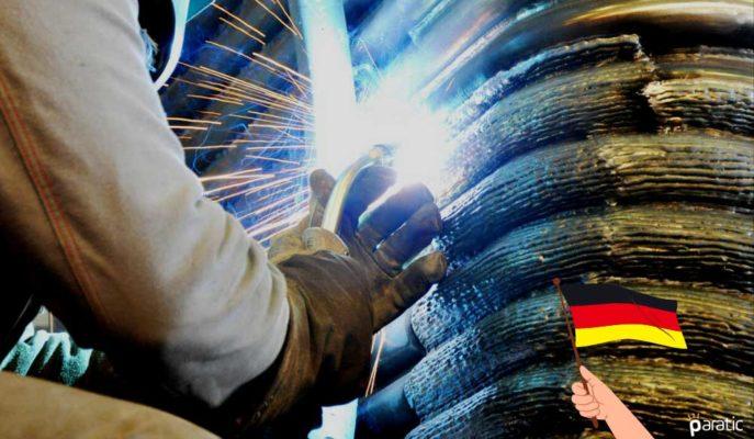 Alman İmalat PMI Mart'ta Tüm Zamanların Yükseğine Ulaştı
