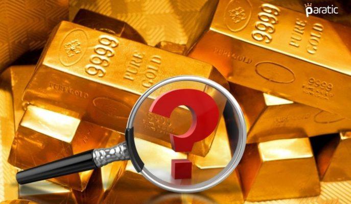Altın 1784 Dolarda Seyrederken, Kritik Seviyenin Üzerinde Tutunuyor