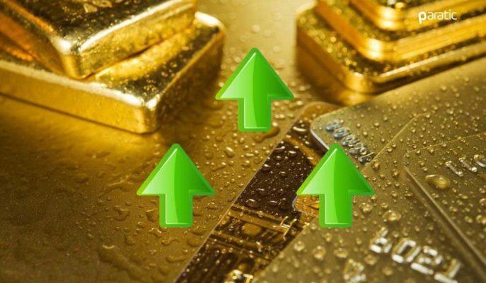 Altın FED Sonrası 1744 Dolar Seviyesinden İşlem Görüyor
