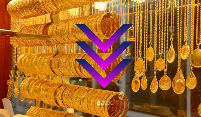 Altın Fiyatlarında Düşüş Hızlandı! Gramı 467 Liradan Alıcı Buluyor