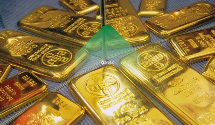 Altın Fiyatları Sınırlı Yükseliş Göstererek Haftalık Kazancını Genişletti