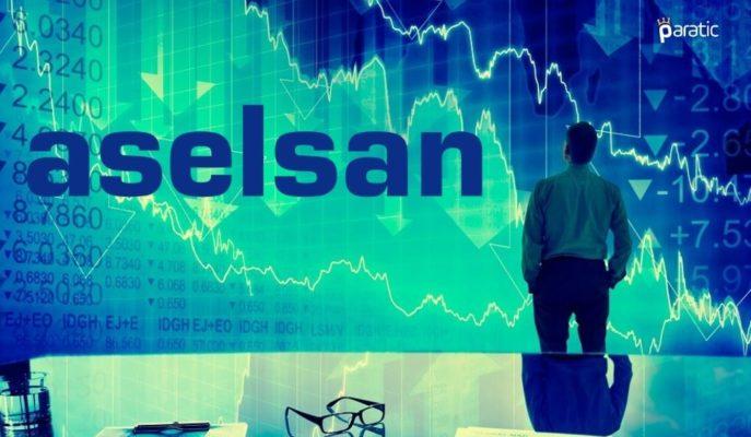 Satış Ağırlıklı Seyreden Aselsan Hisseleri %1,5 Değer Kaybetti