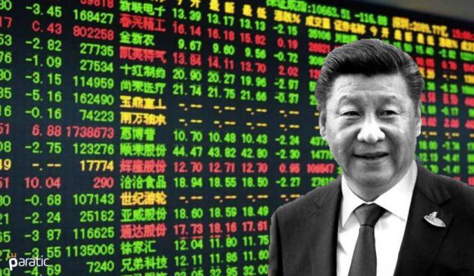 Asya Borsaları Çin Hariç Negatif Bölgeden Kurtularak Artıya Geçti