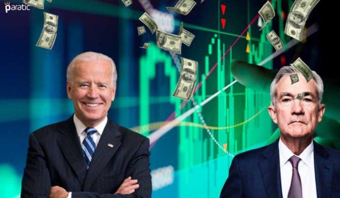 Asya Borsaları FED Kararı ve Joe Biden'ın Trilyonluk Paket Önerisiyle Artıda