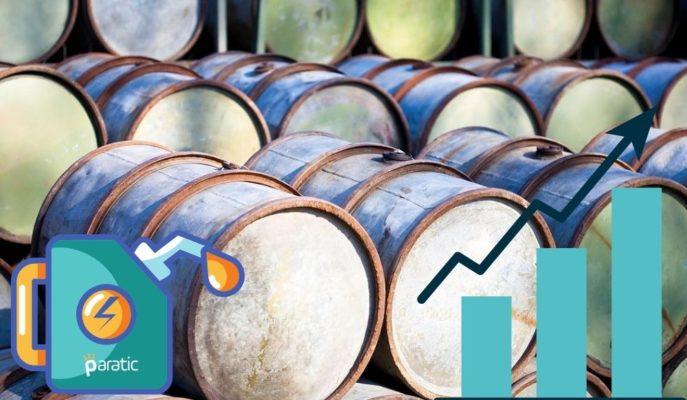 Asya İşlemleri Boyunca Yükselen Petrol Fiyatları %1 Arttı