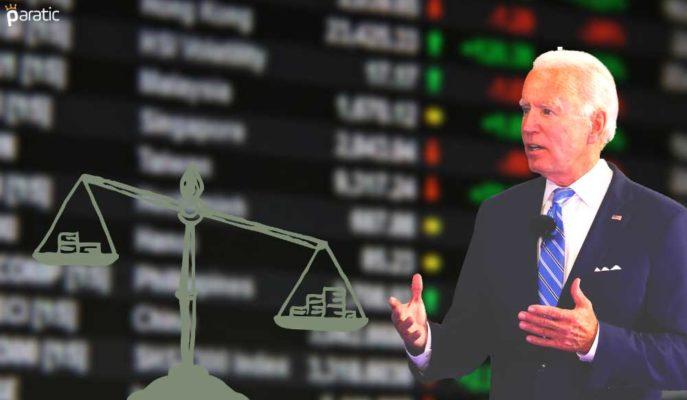 Asya Piyasaları ABD Başkanı Biden'ın Zenginlere Vergi Planıyla Karışık