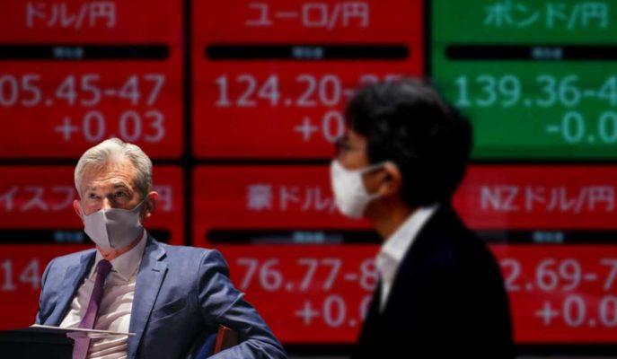 Asya Piyasaları Haftanın İlk Gününü Düşüşle Kapatmaya İlerliyor