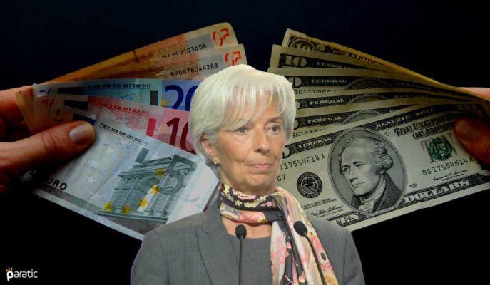 Avrupa MB Faiz Kararı Artıda Seyreden EUR/USD'de Sınırlı Etki Yaratacak
