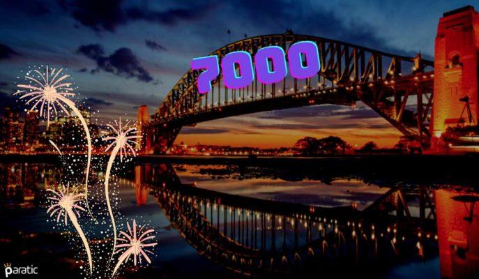 Avustralya Gösterge Endeksi 7000 Puanı Aşarak 13 Ayın Yükseğini Gördü