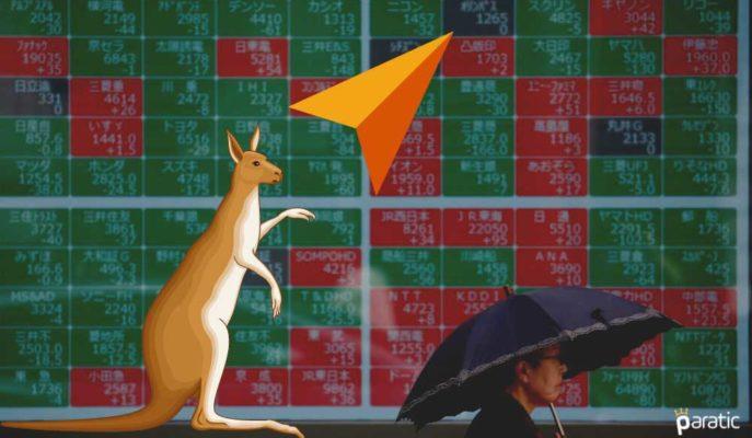 Avustralya Göstergesi 14 Ayın Yükseğine Ulaşırken Asya Piyasaları Artıda