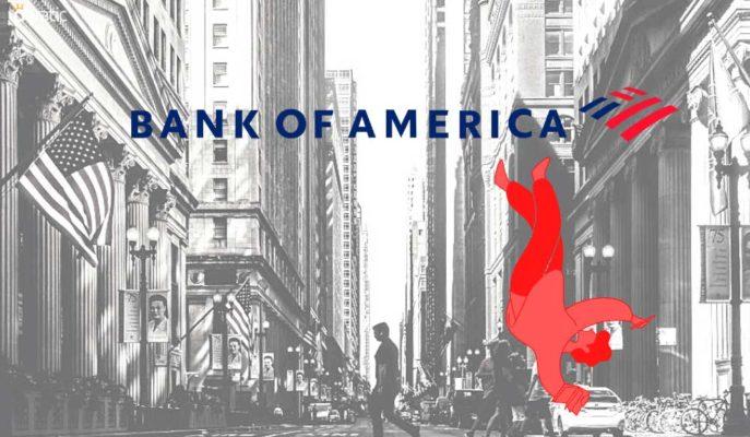 Bank of America Hisseleri Güçlü 1Ç21 Raporuna Rağmen Düşüyor