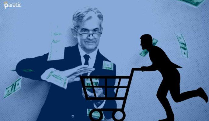 Beklenen Veri Açıklandı! ABD Enflasyonu Mart'ta %0,6 Arttı