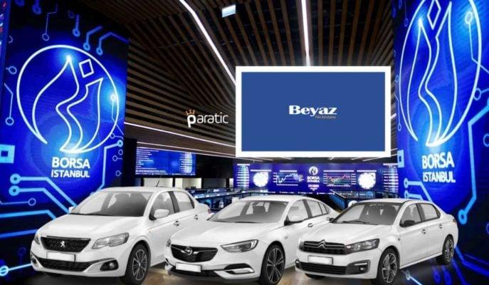 Beyaz Filo 2021 İlk Çeyrek Araç Satış Değerlendirmesini Paylaştı