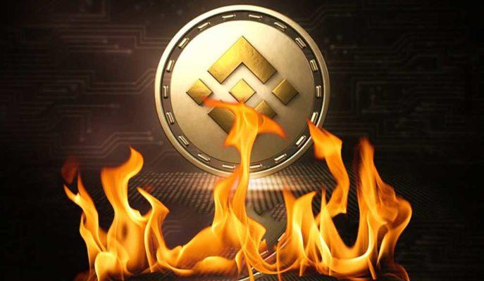 Binance Coin 600 Milyon Dolar Kripto Yakımı Sonrası Düşüşe Geçti